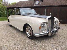 Rolls-Royce Silver Cloud classique de collection à acheter