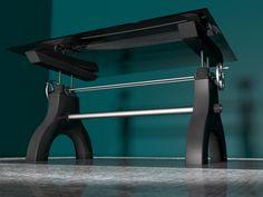 Same table, different angle.