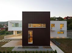 Family House J20 at Zagreb, Croatia  A project by: DAR612 Architecture