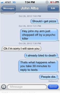 27 Texts You'd Only Get From Your Best Friend. I should seriously do this to my BFF. Funny Texts Crush, Funny Text Fails, Funny Text Messages, Hilarious Texts, Boyfriend Text Messages, Perfect Boyfriend Texts, Best Friend Text Messages, Boyfriend Quotes, Boyfriend Girlfriend