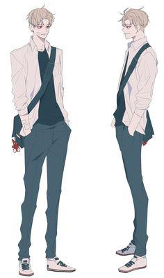 Новости characters anime art, character art и anime guys Korean Anime, Korean Art, Character Concept, Character Art, Poses Manga, Anime Kunst, Anime Oc, Handsome Anime, Hot Anime Guys