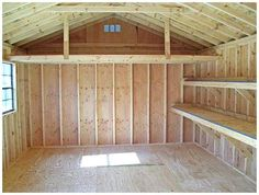 Now You Can Build ANY Shed In A Weekend Even If You've Zero Woodworking Experience! Start building amazing sheds the easier way with a collection of shed plans! Storage Shed Organization, Building A Storage Shed, Outdoor Storage Sheds, Outdoor Sheds, Built In Storage, Storage Ideas, Organizing Ideas, Extra Storage, Shelving Ideas