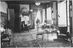 Casablanca  Résidence   La Résidence, le petit salon    1916.05.23