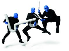 #BlueManGroup #Tickets to avail 10% discount. Enhance your #theatre experience now with this trio.