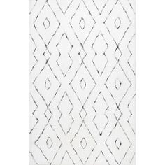 You'll love the Peraza Hand-Tufted White Area Rug at Wayfair - Great Deals on all Rugs products with Free Shipping on most stuff, even the big stuff.