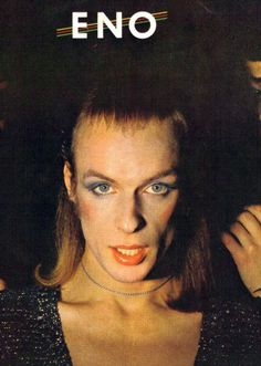 Brian Eno; Composer, Producer ambient music