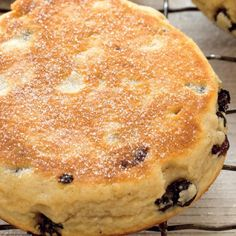 A tasty recipe for Welsh cakes by Mary Berry. Best sprinkled with sugar and served with butter, these treats are flavoured with mixed spice and plump currants. Mary Berry Welsh Cakes, Welsh Cakes Recipe, Afternoon Tea Cakes, Bread Machine Recipes, Easy Cake Recipes, Sweet Cakes, Cooking Recipes, Keto Recipes