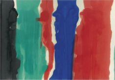 Addition VII - Morris Louis