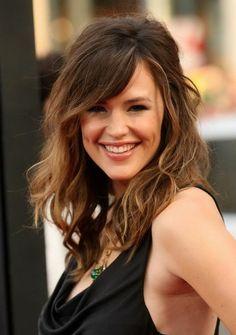 Jennifer Garner est toujours très jolie souriante