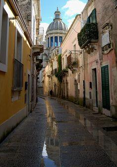 Ragusa, Sicilia, Italy , from Iryna