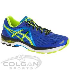 Asics Gt-2000 3: Introducing the lightest GT-2000™ in the history of the series! Much of the weight savings can be attributed to the new Heel Clutching System™ and new FluidRide™ midsole. An updated Guidance Line® and Guidance Trusstic System® complement the comfortably supportive Dynamic DuoMax® to provide mild to moderate overpronators the ultimate ride. Now available at Colgan Sports!