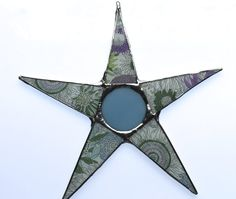 My Mother's Star 9 inch Liberty of London Fabric on by KurtKnudsen  kurtknudsen.etsy.com