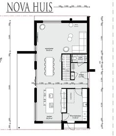 The Effective Pictures We Offer You About facade comercial A quality picture can tell you many things. You can find the most beautiful pictures that can be presented to you about facade house in this Narrow House, Facade House, Small House Plans, Shed Plans, Lofts, Future House, New Homes, Floor Plans, Layout
