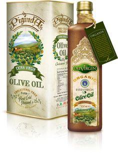 Organic Olive Oil. Olivirgin.