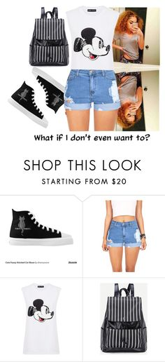 """""""What if I don't even want to?"""" by poycoy on Polyvore featuring Vibrant and Markus Lupfer"""