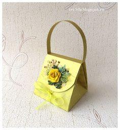 """Мир прекрасен!: МК """"Почти золотая сумочка"""""""