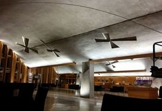 Specialists in creating decorative concrete walls, floors and ceilings for architects, designers and domestic clients. We blend art and design with expert application to provide a contemporary, cost-effective, hard wearing solution. Scottish Parliament, Library Wall, Textures And Tones, Polished Concrete, Main Entrance, Concrete Wall, Wall Design, Public, Ceiling Lights
