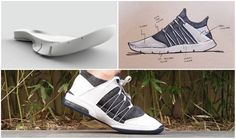 This stylish modular shoe, by Quang Pham, is a solution to the millions of pairs of shoes that end up in landfills each year. The shoe can be customized and updated as the shoe deteriorates without using glue and made with recyclable and sustainable materials.