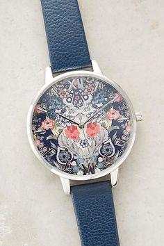Olivia Burton ~ Enchanted Garden Watch