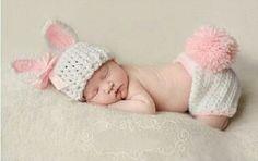 Linda fotografia de newborn