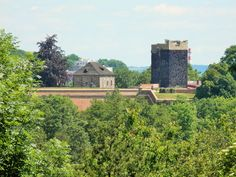Pohled na Chebský hrad