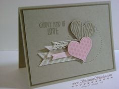 stampin up groovy love - Google Search