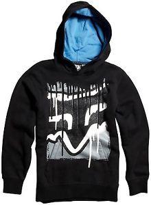 NEW 2013 BOYS FOX RACING DISASTER TAP PULLOVER HOODY - BLACK Fox Racing Clothing, Boys Hoodies, Sweatshirts, Fox Rider, Fox Brand, Fox Boy, Boy Outfits, Cute Outfits, Hurley