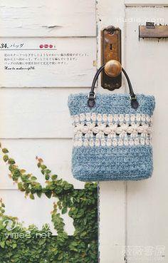 crochet - I like the colors