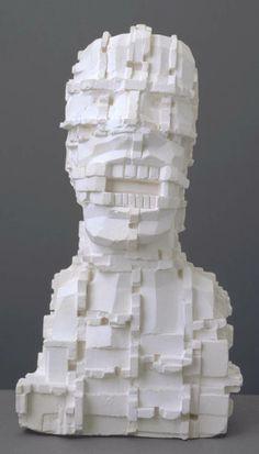 Sir Eduardo Paolozzi, 'Mondrian Head' ?1989