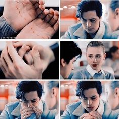 such a lovely thing to do. so supportive. love bughead.