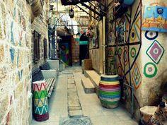 من أزقة مدينة عكا #فلسطين