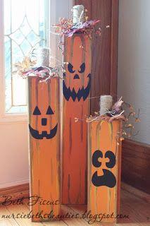 SVG Attic Blog: 4x4 Pumpkins with Beth