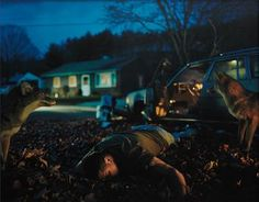 GREGORY CREWDSON Untitled from Twilight