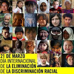 """El primer artículo de la Declaración Universal de los Derechos Humanos afirma que """"todos los seres humanos nacen libres e iguales en dignidad y derechos.""""  Promovamos la tolerancia y el respeto hacia todas las personas. Súmate a la petición y exige un alto a la discriminación: www.alzatuvoz.org/misderechos"""