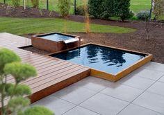 gartenmetall® - Gartenobjekte aus Metall - Wasser