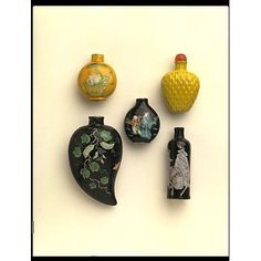 Snuff bottle | V Search the Collections