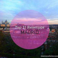 #Reisetipps für #Madrid