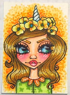 ATC Sisters Art, Atc, Princess Zelda, Fictional Characters, Coloring Pages, Drawings, Fantasy Characters