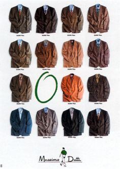 Read more: https://www.luerzersarchive.com/en/magazine/print-detail/13440.html What more do you want? (Four-page ad for a chain of menswear stores.) Tags: JWT (J. Walter Thompson), Barcelona,Fernando Macia,Fidel del Castillo,Augusto Robert,Massimo Dutti