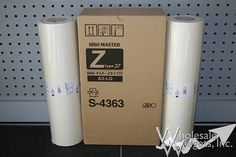 Riso S4363 Duplicator Masters