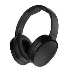 Skullcandy Hesh 3 Bluetooth Wireless Over-Ear Headphones with Microphone, Rapid Charge Battery, Foldable, Memory Foam Ear Cushions for Comfortable All-Day Fit, Black Headphones With Microphone, Bluetooth Headphones, Over Ear Headphones, Skullcandy Headphones, Ear Sound, Headset, Cell Phone Accessories, Tech Accessories, Shopping