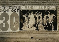 Show Bill, Demopolis, Alabama, Walker Evans, 1936