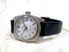 Omega 【オメガOMEGAGeneve】アンティーク手巻き腕時計シルバー Watch Antique ¥3200yen 〆05月19日