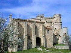 Château - Le Barroux - Le Barroux, Vaucluse - We Love Provence