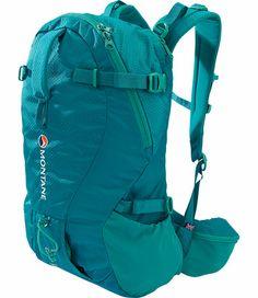 f5e23a7dee89f Fem Trek Pack - Camping Gifts - Day Hikes - Lightweight - Ergonomic -  Trekking Pole