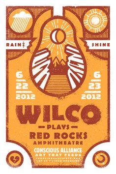Wico Red Rocks by Anthem Branding