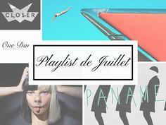 La Playlist de Juillet