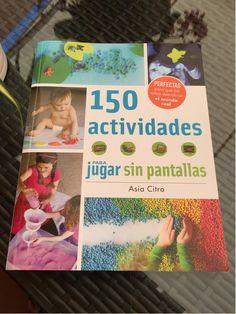 150 actividades en un libro para jugar sin pantallas