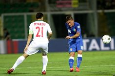 Italia vs Bulgaria - Qualificazioni Euro 2016