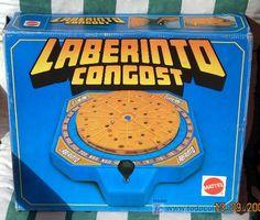 Uaaaaa!!!! EL LABERINTO!!! Pffff cuántos recuerdos hoy, dios!! La mayoría de juegos me recuerdan a Cunit, donde jugaba horas y horas...